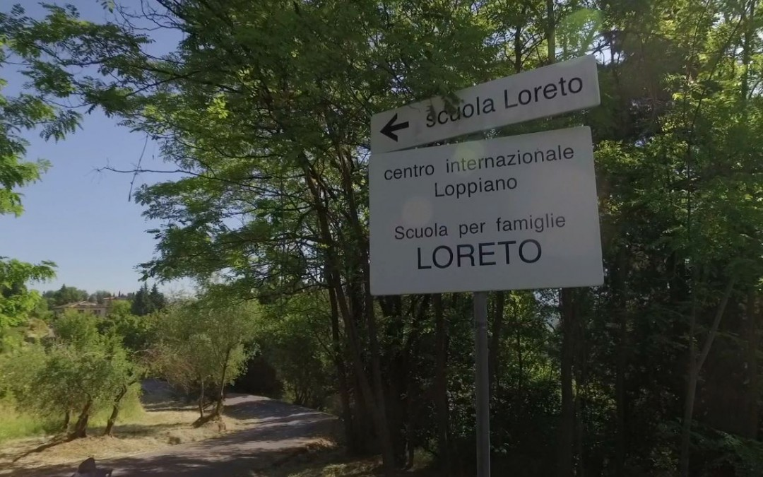 Loppiano – the Loreto School: let's go to school… as a family