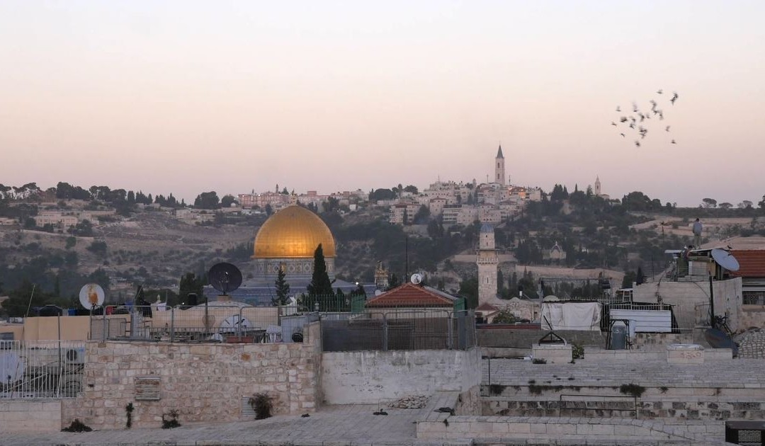 Jerusalem: The city of all