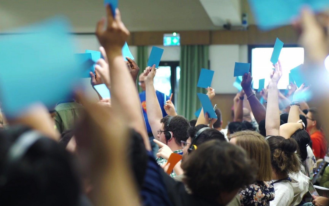Castel Gandolfo: First Youth Assembly of the Focolare Movement