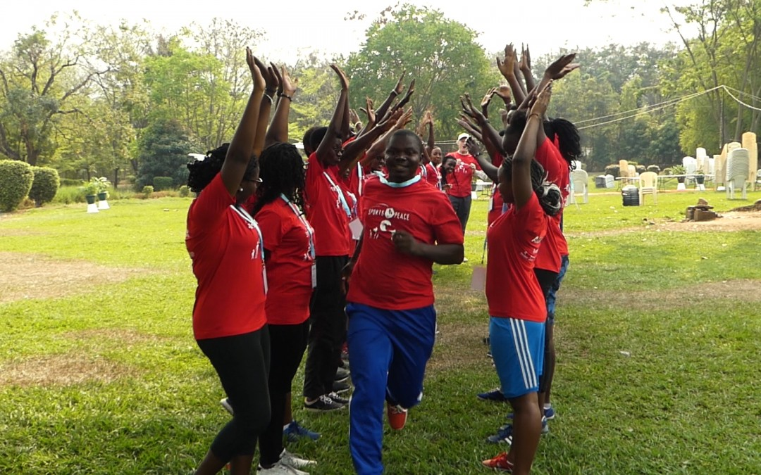 Africa dell'Est – Sports4Peace