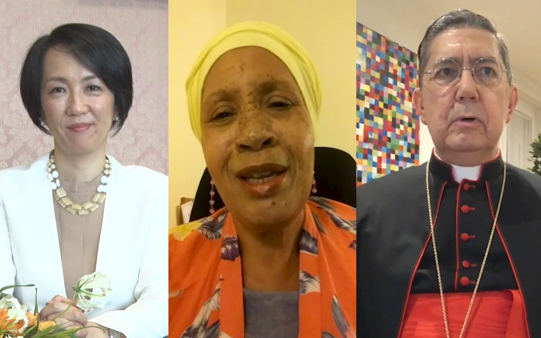 Messages from leaders and representatives of different religions (part 2)