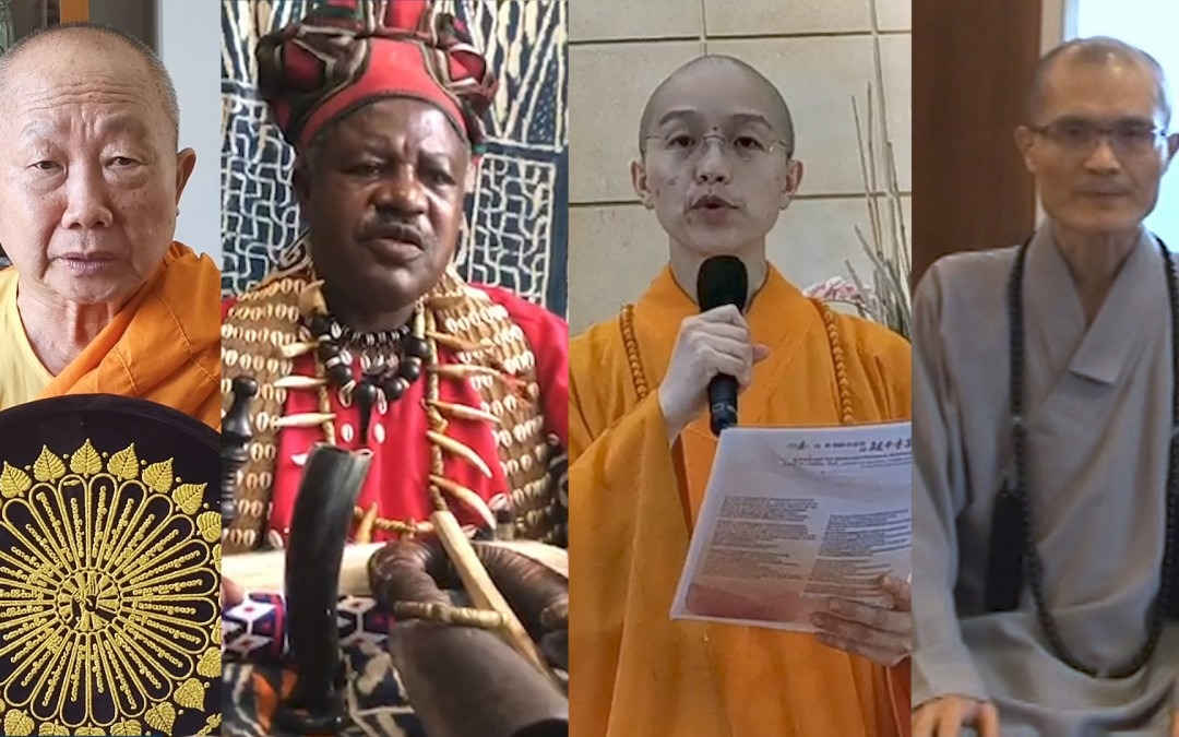 Messages from leaders and representatives of different religions (part 3)